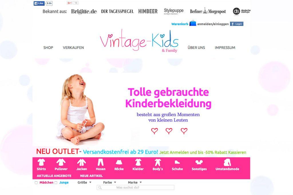vintage kids kindermode spielzeug babysachen online. Black Bedroom Furniture Sets. Home Design Ideas